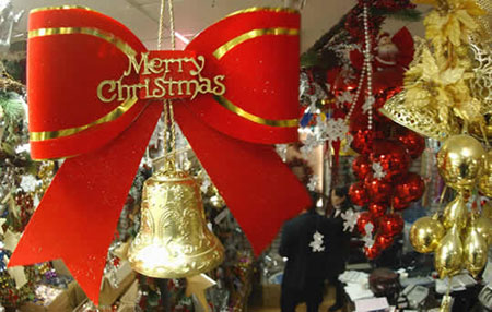 Major Hotels in Yiwu Offering Christmas Buffets